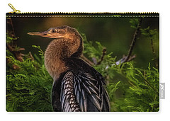 Quietude Carry-all Pouch by Cyndy Doty