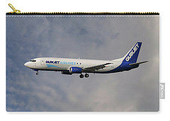 Quikjet Cargo Airlines Boeing 737-43q Carry-all Pouch