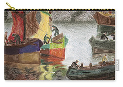 La Boca Caminito Carry-all Pouch