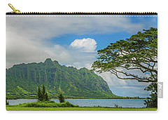 Quintessential Hawaii 2 Carry-all Pouch