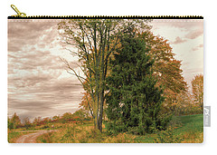 Carry-all Pouch featuring the photograph Quixotic Travels by John M Bailey
