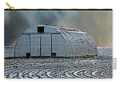 Quonset Hut Carry-all Pouch