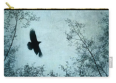 Spread Your Wings Carry-all Pouch by Priska Wettstein