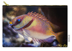 Rabbitfish Carry-all Pouch
