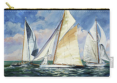 Race - Sails 11 Carry-all Pouch