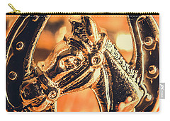 Racehorse Luck Carry-all Pouch