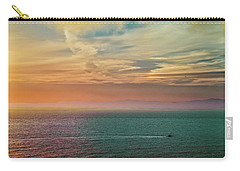 Racing The Sunrise Carry-all Pouch