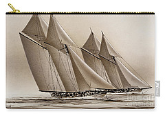 Racing Yachts Carry-all Pouch