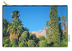 Racquet Club West Carry-all Pouch by Stan  Magnan
