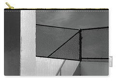 Carry-all Pouch featuring the photograph Racquetball IIi  by Richard Rizzo