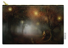 Radagast The Brown Carry-all Pouch by Joe Gilronan