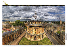 Radcliffe Camera Panorama Carry-all Pouch