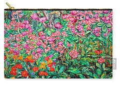 Radford Flower Garden Carry-all Pouch