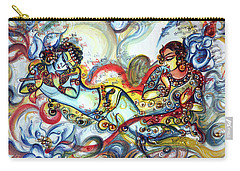 Radha Krishna - Flute - Love Carry-all Pouch