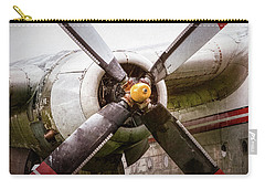 Radial Engine And Prop - Fairchild C-119 Flying Boxcar Carry-all Pouch
