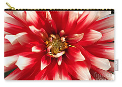 Radiant Dahlia Carry-all Pouch