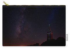 Carry-all Pouch featuring the photograph Radiant Light by Jonathan Davison