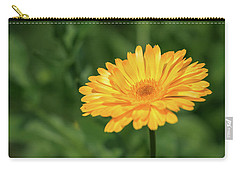 Radiant Summer Flower Soaking It Up Carry-all Pouch