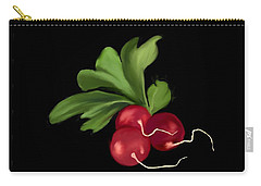 Radishes Carry-all Pouch