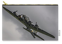 Raf Scampton 2017 - B-17 Flying Fortress Sally B Turning Carry-all Pouch