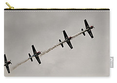 Raf Scampton 2017 - Global Stars In A Line Carry-all Pouch