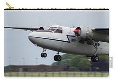 Raf Scampton 2017 - Hunting Percival P 66 Pembroke Taking Off Carry-all Pouch