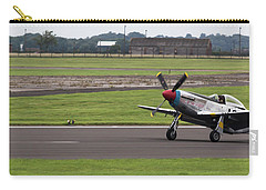 Raf Scampton 2017 - P-51 Mustang Landing Carry-all Pouch