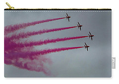 Raf Scampton 2017 - Red Arrows Enid Formation Carry-all Pouch
