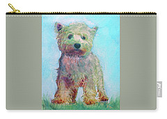 Ragamuffin Pup Carry-all Pouch