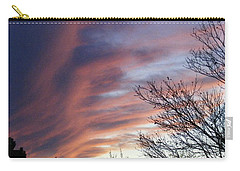 Raging Sky Carry-all Pouch by Barbara Griffin