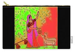 Ragini-todi Carry-all Pouch