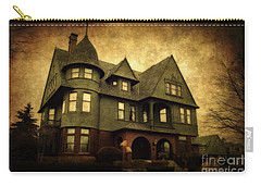 Rahr-west Art Museum Carry-all Pouch by Joel Witmeyer
