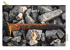 Railroad Spike Carry-all Pouch