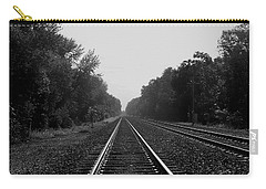 Railroad To Nowhere Carry-all Pouch