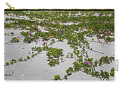 Carry-all Pouch featuring the photograph Railroad Vines On Boca II by Michiale Schneider