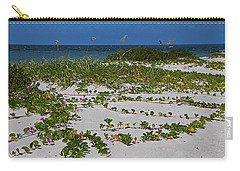 Railroad Vines On Boca IIi Carry-all Pouch