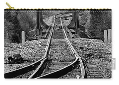 Rails Carry-all Pouch by Douglas Stucky
