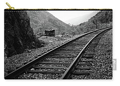 Rails Of The Notch Carry-all Pouch