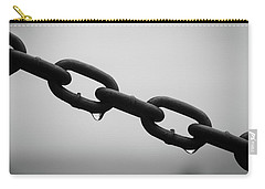 Rain And Chains Carry-all Pouch