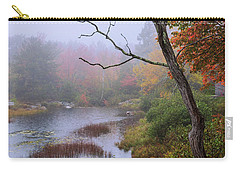 Carry-all Pouch featuring the photograph Rain by Chad Dutson