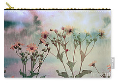 Rain Dance Among The Flowers Carry-all Pouch