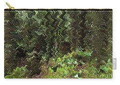 Rain Forest Abstract Carry-all Pouch
