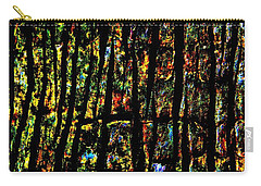 Rain Forest  Carry-all Pouch by Amar Sheow
