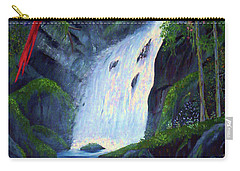 Rain Forest Macaws Carry-all Pouch