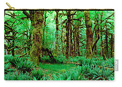 Rain Forest, Olympic National Park Carry-all Pouch