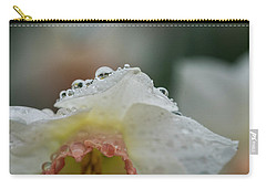 Rain In Daffodils Carry-all Pouch
