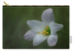 Rain Lily Carry-all Pouch
