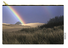Rainbow And Dunes Carry-all Pouch