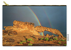 Rainbow Arch Carry-all Pouch