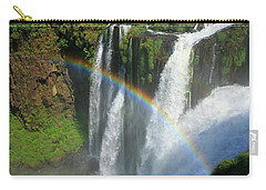 Rainbow At Iguazu Falls Carry-all Pouch